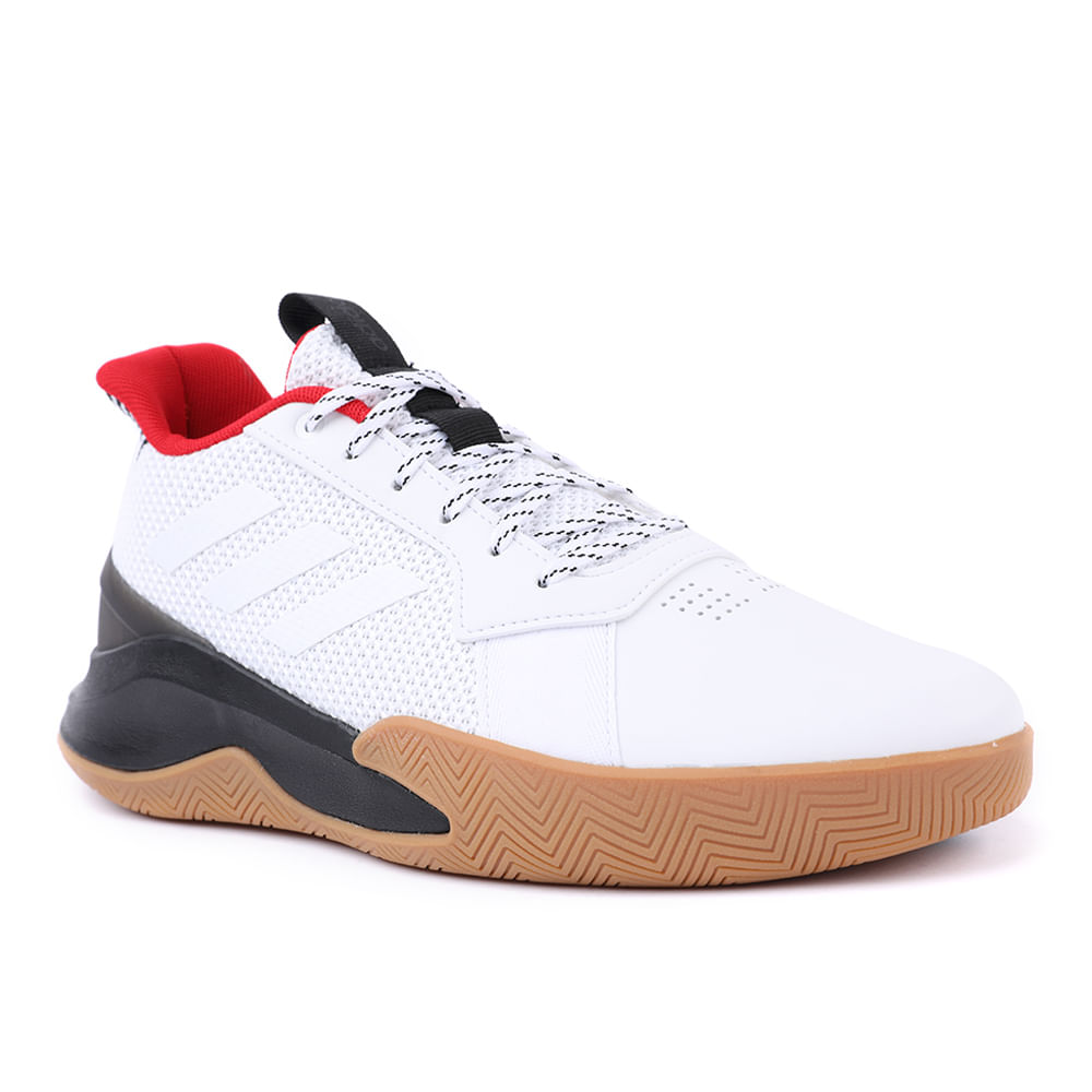 TENIS-RUN-THE-GAME-EG7972-WHITE-WHITE-BLACK-38