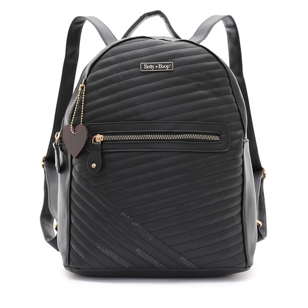 MOCHILA-BETTY-10904-BP10904-PRETO-UNICO