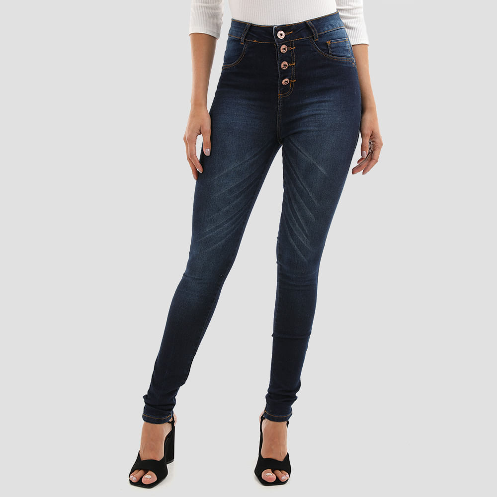 SKINNY-ESCURA-BOTOES-9086-JEANS-36