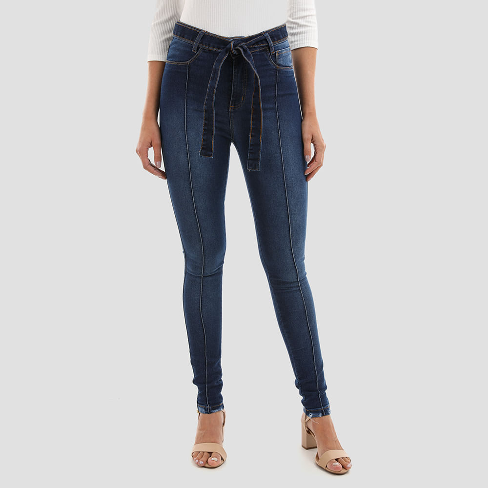 SKINNY-HOT-PANT-CINTO-9199-JEANS-36
