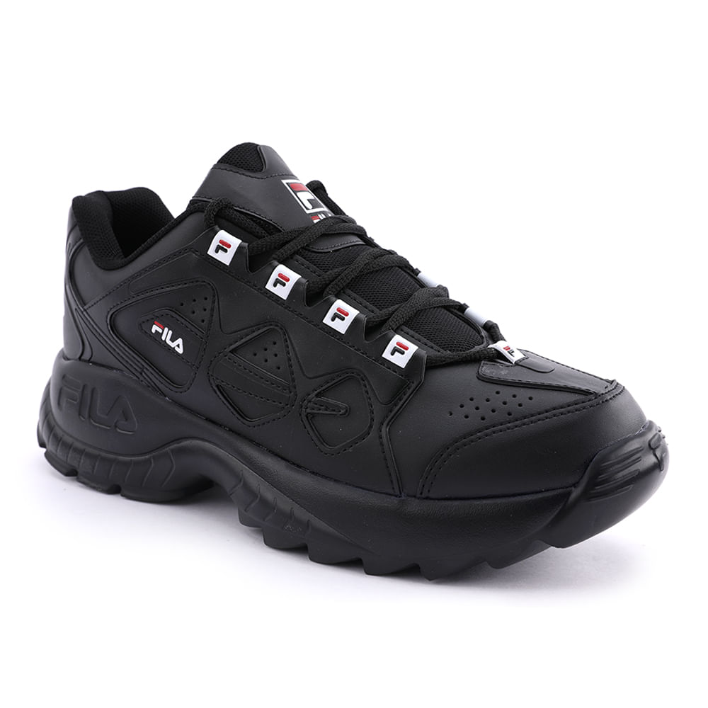 TENIS-STYLING-F01ST004009-0397-BLK-WHT-RED-39