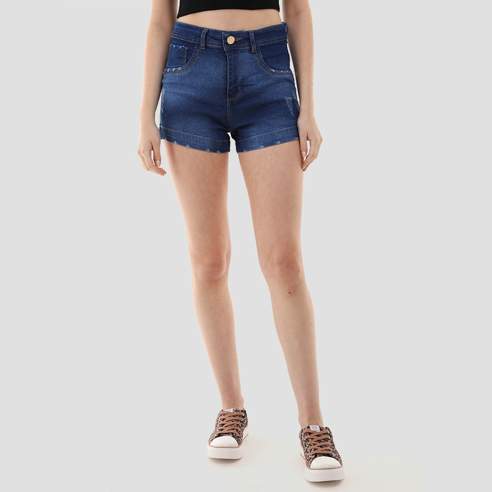 SHORTS-JEANS-LYCRA-USED-214228-JEANS-MEDIO-36