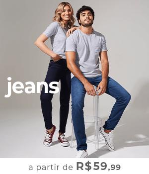 Jeans a partir de 59